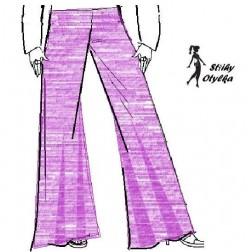 Kalhotová sukně Vlasta