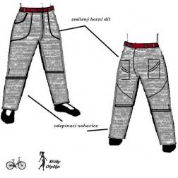 Kalhoty  sportovní Míša