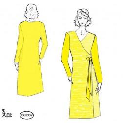 Kimonové šaty Oldřiška