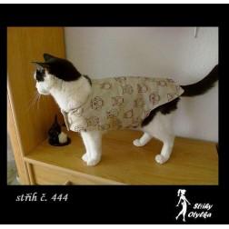 Kočičí pláštěnka Micka