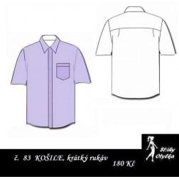 Košile Dominik / Dominika