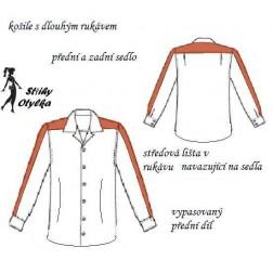 Košile Jarka / Jarda
