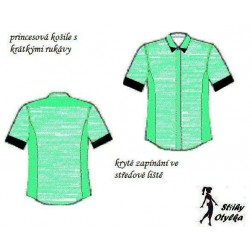 Košile princesová Míla / Horymír