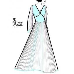 Plesové šaty Zora