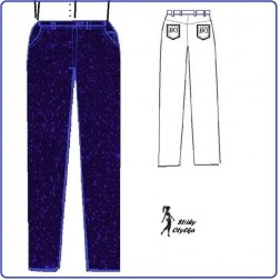Riflové kalhoty Agáta