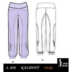 Sportovní kalhoty Irena