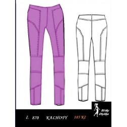 Sportovní kalhoty Libuše / Blažej