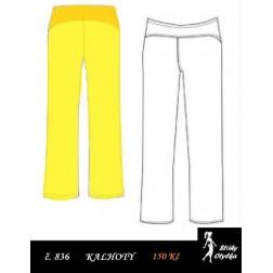 Sportovní kalhoty Přibyslav / Ines
