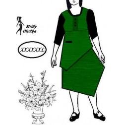 Šatová sukně Manča