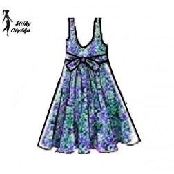 Šatová sukně Šárinka