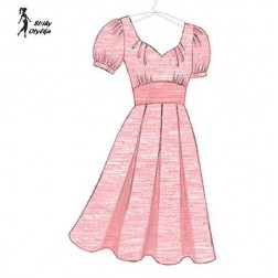 Šaty Halina