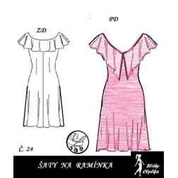 Šaty letní Ljuba