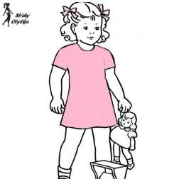 Šaty Libuše