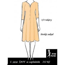Šaty Liduška