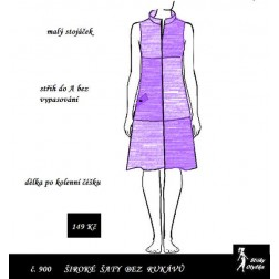 Šaty Linda