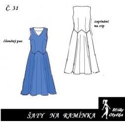 Šaty Míla