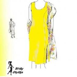 Šaty princesové Dominika