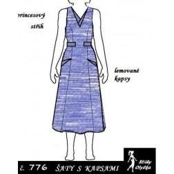 Šaty princesové, Tánina