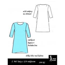 Šaty Rozálie